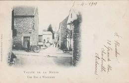 VALLEE DE LA MEUSE Une Rue à Waulsort 602K - Belgique