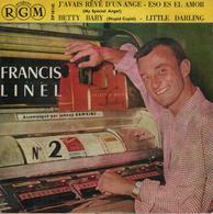 Disque 45 Tours FRANCIS LINEL N° 2 - Filmmusik