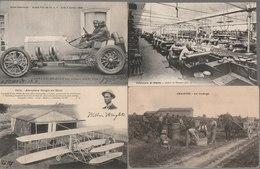 Lot De 100 Cartes Postales Anciennes Diverses, Très Bien Pour Un Revendeur Réf, 398 - Postcards