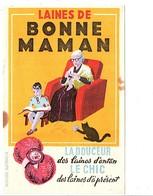 BUVARD LAINES DE BONNE MAMAN - Non Classés