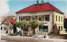 VALDAHON - Hôtel ROY Et Le Cinéma Impérial - France
