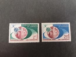 Afrique > Cameroun N° 262 Et 264* - Cameroon (1960-...)