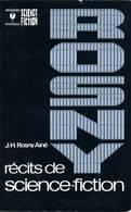 RECITS DE SCIENCE-FICTION De J.H.ROSNY AINE - BLIBLIOTHEQUE MARABOUT SCIENCE-FICTION - 523 - Marabout SF