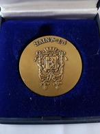 Sain-lo 19-20 Juin1999  XXeme Anniversaire Jumelage Saint-lo ROANOKE  AALEN - Other