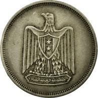 Monnaie, Égypte, 10 Piastres, 1967/AH1387, TTB, Copper-nickel, KM:413 - Egypte
