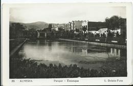 ESPAGNE - ALMERIA - Parque - Estanque - Almería