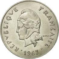 Monnaie, French Polynesia, 50 Francs, 1967, Paris, TTB, Nickel, KM:7 - Polynésie Française
