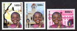 Ouganda Uganda 2125/27 Princesse Katrina-Sarah - Koniklijke Families