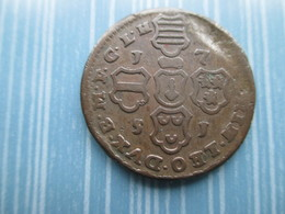 Liege Maximilien Henri   14 Liards 1751  Encore Belle Qualité - Belgique