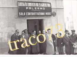PALERMO _ Anni '50? /  Camera Di Commercio Ind. E Agricoltura _ Foto Formato 10,5 X 15 Cm. - Luoghi