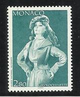 MONACO , 2.80 Frs , Automate Du Musée National , Gavrochinette , 1994 , N° YT 1922 , NEUF ** - Monaco
