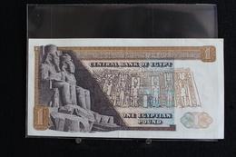 M-An / Billet  - EGYPT - Central Bank Of Egypt  -   One Egyptian Pound ( 1 Pound )   /  Année ? - Egypte
