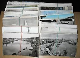 LOT 400 CPSM Format CPA - Uniquement France, Toutes Régions, Quelques Belles Animations - Types Drouilles - Postcards