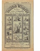 BULLETIN RELIGIEUX PAROISSE ET CANTON DE LA CHAISE DIEU HAUTE LOIRE AOUT/SEPTEMBRE 1957 - Livres, BD, Revues