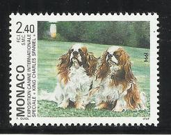 MONACO , 2.40 Frs , Exposition Canine De Monte-Carlo , 1994 , N° YT 1930 , NEUF ** - Monaco