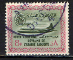 ARABIA SAUDITA - 1960 - SAUDI AIRLINES - CONVAIR - USATO - Arabia Saudita