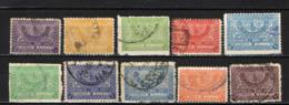 ARABIA SAUDITA - 1934 - TUGHRA DEL RE ABDUL AZIZ - SIGILLO REALE - USATI - Arabia Saudita