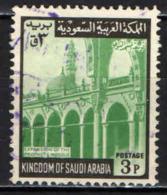 ARABIA SAUDITA - 1968 - NUOVA ARCATA DELLA MOSCHEA DELLA MECCA - USATO - Arabia Saudita