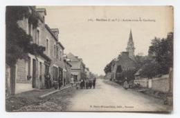 35 - MEILLAC - ARRIVEE ROUTE DE COMBOURG  - VOIR ZOOM - France