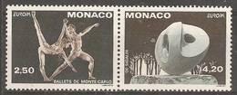 Monaco - 1993 Europa  MNH ** - Monaco