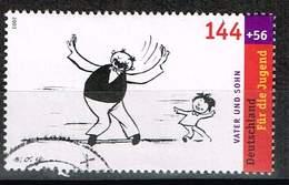 Bund 2003,  Michel# 2353 O EM Aus Block 63 - [7] République Fédérale