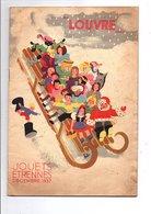 1937 CATALOGUE JOUETS ET ETRENNES DES GRANDS MAGASINS DU LOUVRE - Advertising