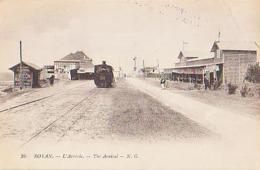Charente Maritime        1198          Royan.L'Arrivée ( Gare , Train ) - Royan