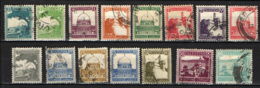 PALESTINA - 1927 - TOMBA DI RACHELE - CITTADELLA DI GERUSALEMME - MOSCHEA D'OMAR - USATI - Palestina