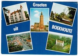 Groeten Uit Boekhoute, Edit. Huis De Smet (pk55585) - Assenede