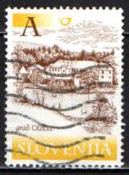 SLOVENIA - 2000 - CASTELLO DI OTOCEC - USATO - Slovenia