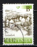SLOVENIA - 2000 - CASTELLO DI ZUZEMBREG - USATO - Slovenia