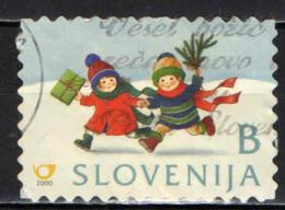 SLOVENIA - 2000 - NATALE LAICO - USATO - Slovenia