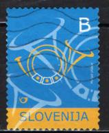 SLOVENIA - 2004 - CORNO DI POSTA - USATO - Slovenia