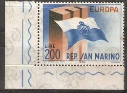 San Marino - 1963 Europa  MNH **   SG 731 - San Marino