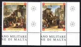 SMOM - 2003 - ANTICHI COSTUMI E TRADIZIONI - MNH - Sovrano Militare Ordine Di Malta
