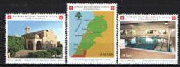 SMOM - 2003 - ASSISTENZA IN LIBANO - MNH - Sovrano Militare Ordine Di Malta