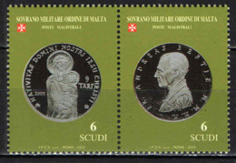 SMOM - 2003 - LE MONETE DEL SOVRANO MILITARE ORDINE DI MALTA - MNH - Sovrano Militare Ordine Di Malta