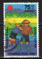 TAILANDIA - 1980 - CHILDREN DAY - USATO - Tailandia