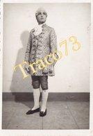 PALERMO _ Anni 40-50 /  Teatro Politeama - Attore In Posa _ Foto Formato 6 X 8,5 Cm. - Luoghi