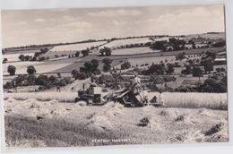 KENTISH HARVEST - KENT TRACTOR - TRACTEUR A CHENILLES - MOISSON - AGRICULTURE - MATERIEL AGRICOLE - Tracteurs