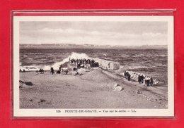 33-CPA POINTE DE GRAVE - France