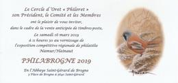 BUZINLA PANURE à MOUSTACHES - 1985-.. Oiseaux (Buzin)