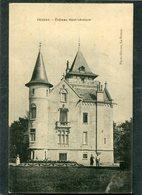 CPA - PESSAC - Château Haut Lévêque, Animé - Pessac