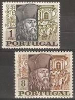 Portugal - 1968 Bento De Goes  MNH **   SG 1365-6 - 1910-... Republic