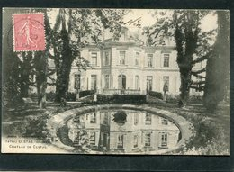 CPA - CESTAS - Château De Cestas - France