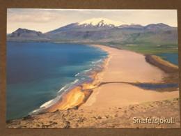 Snæfellsjökull - Islandia