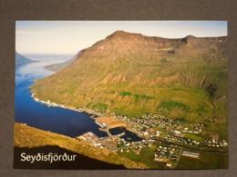 Seyðisfjörður - Islandia