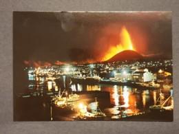 The Eruption On Heimaey, Vestmannaeyjar In January 1973 - Islandia