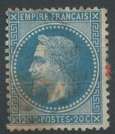 Lot N°46867  N°29B, Oblit, - 1863-1870 Napoleon III With Laurels