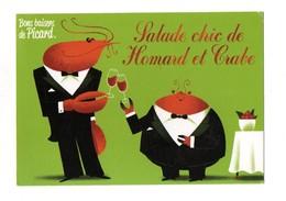 Salade Chic De Homard Et Crabe - Recettes (cuisine)